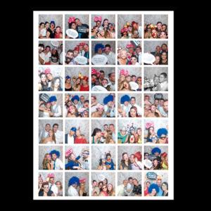 Thumbnail collage