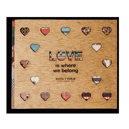Álbum LOVE CORAZONES