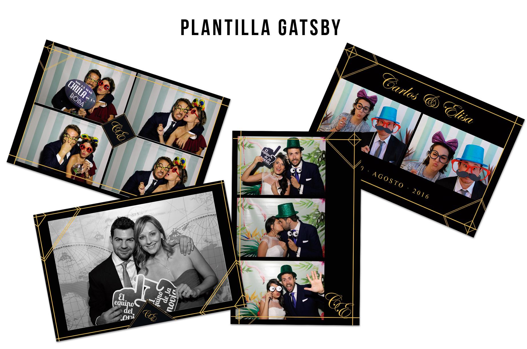 Plantilla GATSBY